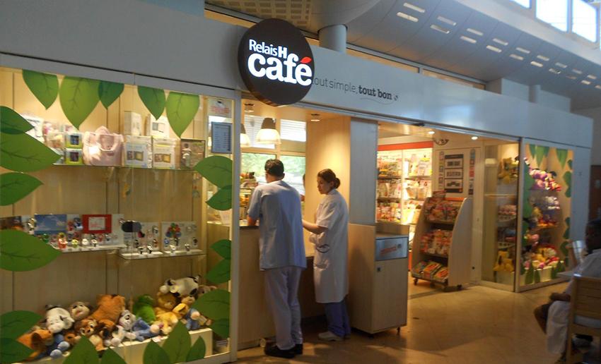 Relais H Café