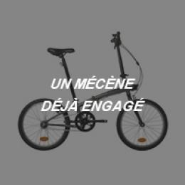 Vélo pliant mécène déjà engagé
